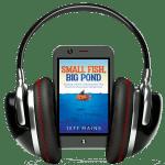 Small Fish Big Pond - Audiobook