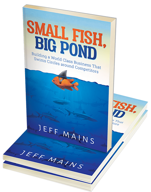 Small Fish Big Pond Book
